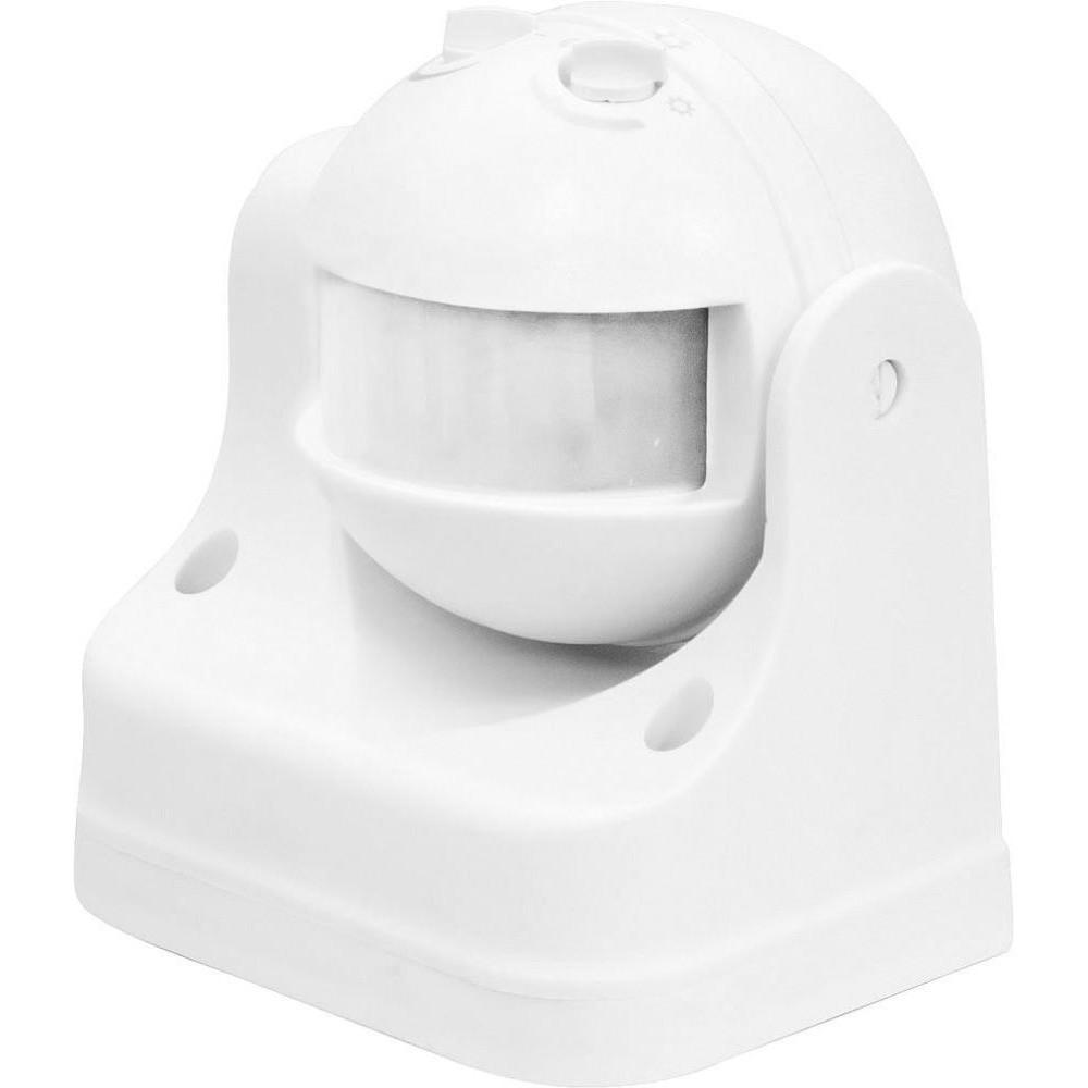 Датчик движения Feron LX39/SEN11 белый