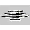 Отличный самурайский меч с оригинальным дизайном - хороший подарок