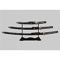 Отличный самурайский меч с оригинальным дизайном - хороший подарок, фото 1
