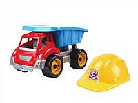 """Іграшка """"Малюк - будівельник ТехноК"""", 3961 (6шт) в сітці 23 × 27.5 × 19 см"""