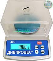 Весы лабораторные ФЕН-Л600