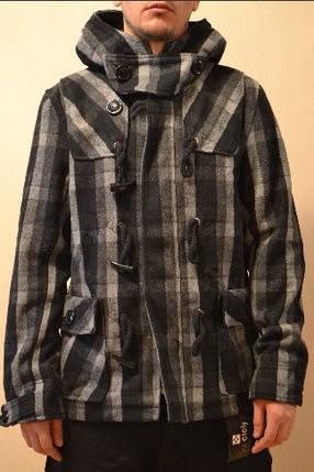 Мужское зимнее пальто с капюшоном Other, фото 2