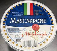 Сыр Маскарпоне Michelangelo 0.5 кг (код 06854)