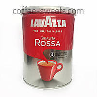 Кофе молотый Lavazza Qualita Rossa ж/б 250 гр
