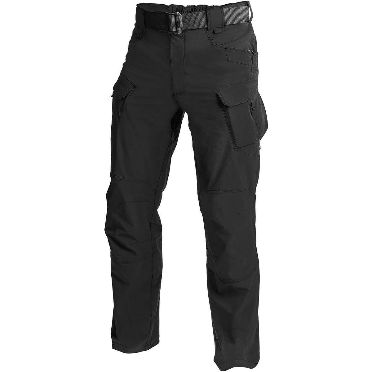 Штаны Helikon OTP Nylon Black Outdoor Tactical Pants (SP-OTP-NL-01) размер L/regular