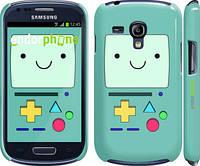 "Чехол на Samsung Galaxy S3 mini Adventure time. Beemo ""1209c-31"""