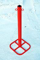 Столбик металлический передвижной, фото 1