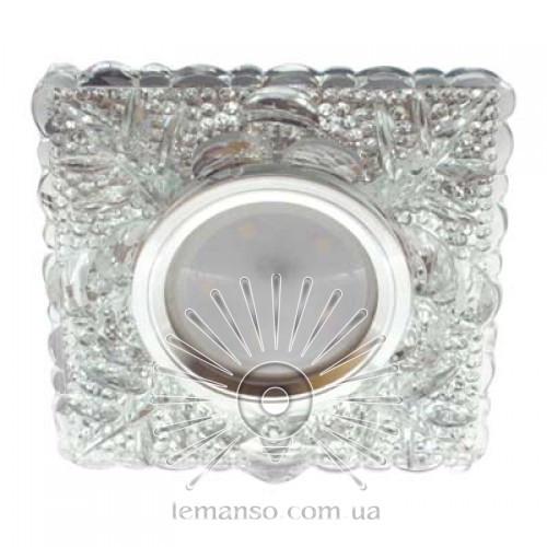 Спот Lemanso ST6331 прозрачный MR16 + подсветка 3W 6500K с драйвером