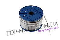Трос стальной Apro - 6 мм х 100 м в оплетке