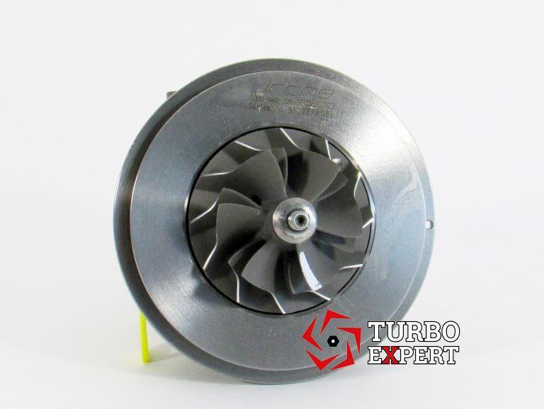 Картридж турбины 49S35-02652, Mitsubishi Pajero III, L200 2.5 TDI/TD, 85 Kw, 4D56/4D56T, MR597925, 2001+