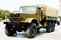 Лобовое стекло КРАЗ 214 триплекс