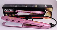 🔥 Выпрямитель для волос Gemei GM-2957. Утюжок-выравниватель Gemei GM-2957, фото 1