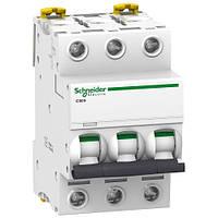 Автоматический выключатель 3P  40A C Acti9 Schneider Electric iC60N