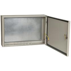 Корпус металевий ЩМП-4.6.1-0 У2 IP54 ІЕК 400х600х150