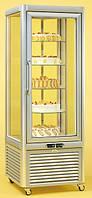 Кондитерский шкаф PRISMA 400TNVPG Tecfrigo (напольный)