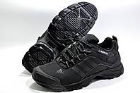 Мужские термо кроссовки в стиле Adidas Climaproof, Чёрные