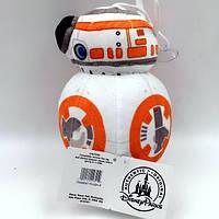 Дроид BB8  Мягкая игрушка Star Wars Звездные войны 22 см, фото 1