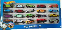 Набор автомобилей Hot Wheels (1605-3)