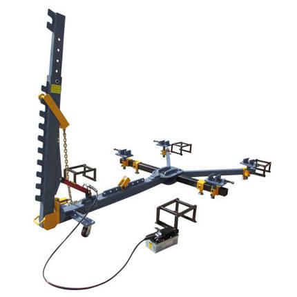 Рихтовочный стапель (стенд) передвижной VE-700, фото 2