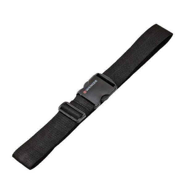 Багажный ремень Wenger Luggage Strap чёрный (604595)