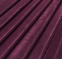 Ткань Софт-велюр Сливовый, фото 3