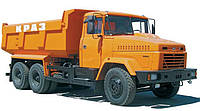 Лобовое стекло КрАЗ 65055, 6510 триплекс