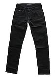 Джинсы Franco Benussi 20-127 черные, фото 7