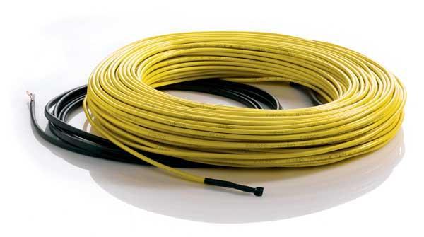 Двухжильный экранированный нагревательный кабель DEVI Veria Flexicable 20
