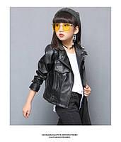 """Куртка косуха для девочки марки """"Justy"""" от 4 до 12 лет, остался размер 110"""