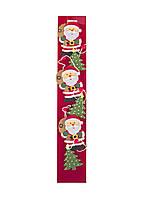 Декор (Дед мороз с елкой)
