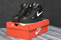 Кроссовки спортивные мужские Nike Air Force 1 Mid LV8 кросовки зимние, фото 1