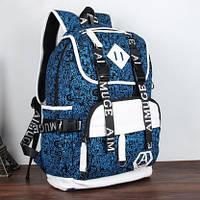 Рюкзак мужской AIMUGE Blue M022