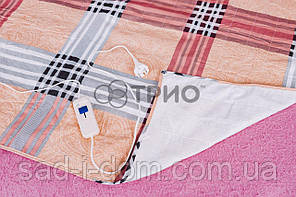 Электропростынь двухспальная 150x120 см, Трио