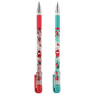 """Ручка гелева Kite 068 """"пиши-стирай"""" Hello Kitty HK19-068"""