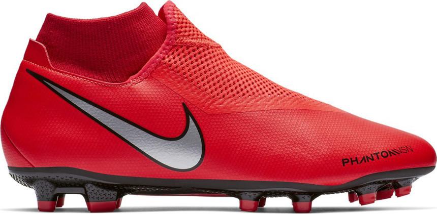 Футбольные бутсы Nike Phantom VSN Academy DF FG/MG (AO3258-600) Оригинал