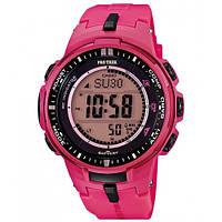 Мужские часы CASIO PRO TREK PRW-3000-4BER оригинал