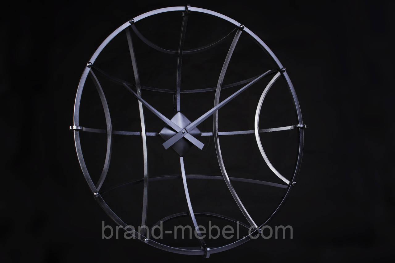 Настінний кований годинник Meridians/Кованые настенные часы Меридианс