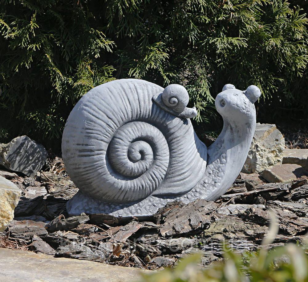 Садовая фигура Улитка 32.5×18.5x22cm SS12153-16