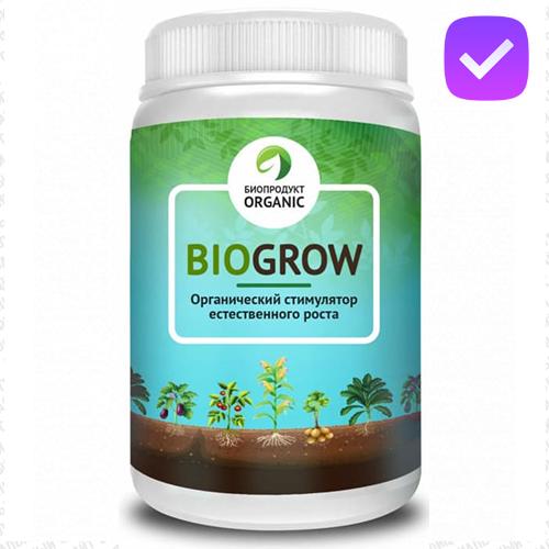 BioGrow - биоактиватор роста растений