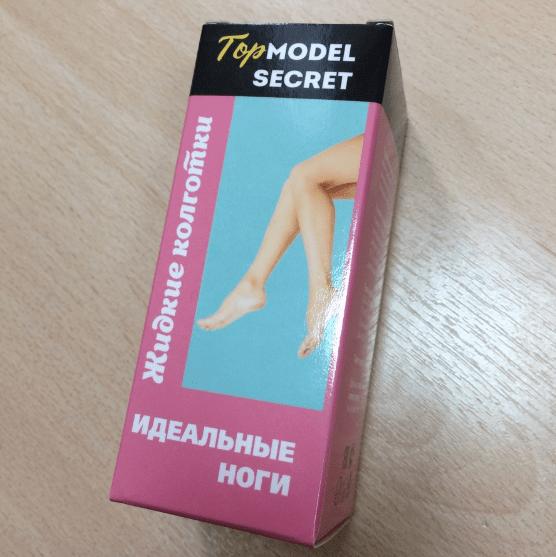 Top model secret - Жидкие колготки