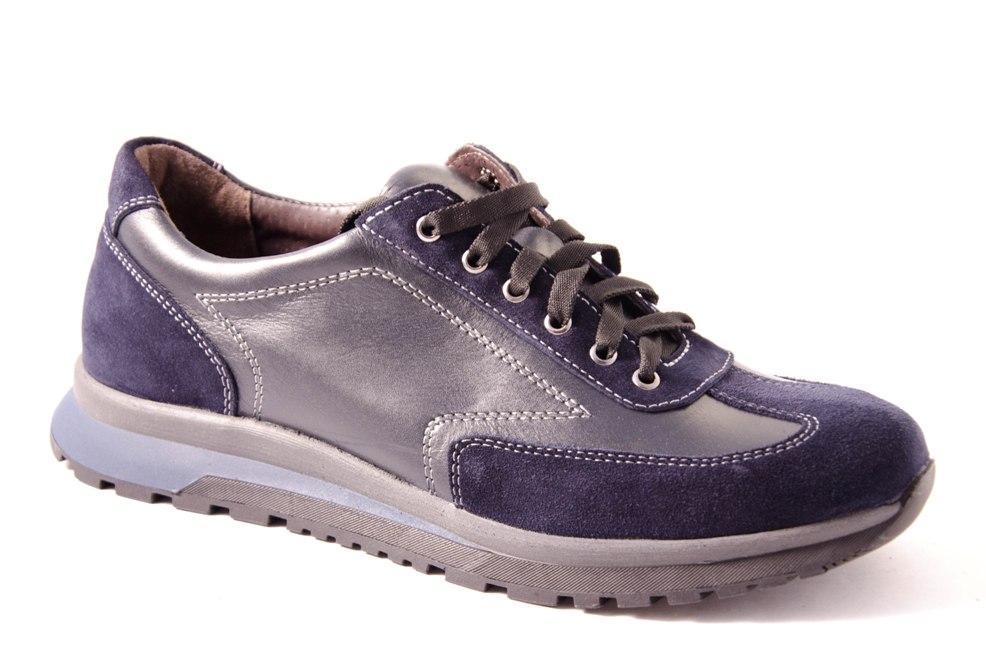 Кроссовки мужские синие Romani 5104821 р.40-45