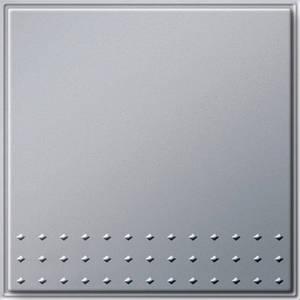 Gira 012665 Клавишный выключатель переключатель TX_44 (WG UP) алюминий