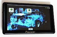 "Автомобильный GPS навигатор 7"" Pioneer G718 8Gb FM трансмиттер"