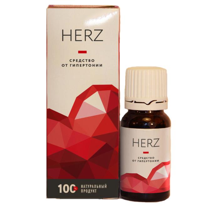 Herz - Средство от гипертонии (Герц) ViP