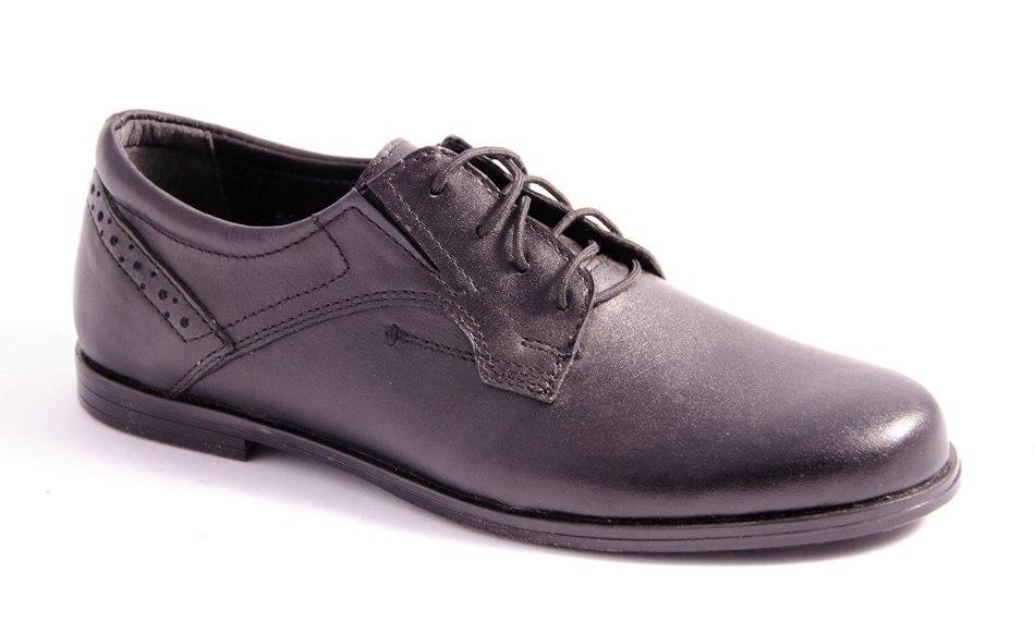 Туфли детские черные Romani 5250205 р.27-34