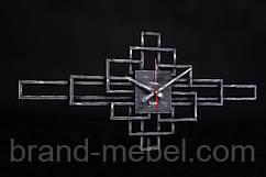 Настінний кований годинник Level/Кованые настенные часы Левел