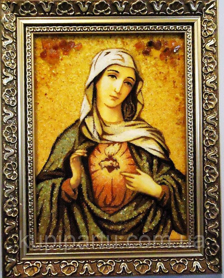 Икона і-15 Пресвятой Богородицы Девы Марии католическая Гранд Презент 20*30
