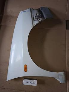 №32 Б/у крыло переднее правое 6K0821022A для Seat Inca 1996-2004  6713021