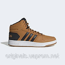 Высокие мужские кроссовки Adidas Hoops 2.0 Mid EE7371