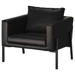 Кресла из искусственной кожи